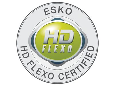 Douglas Storrie Labels Label and Tag Manufacturer, about us, Membership. Esko HD Flexo Certified