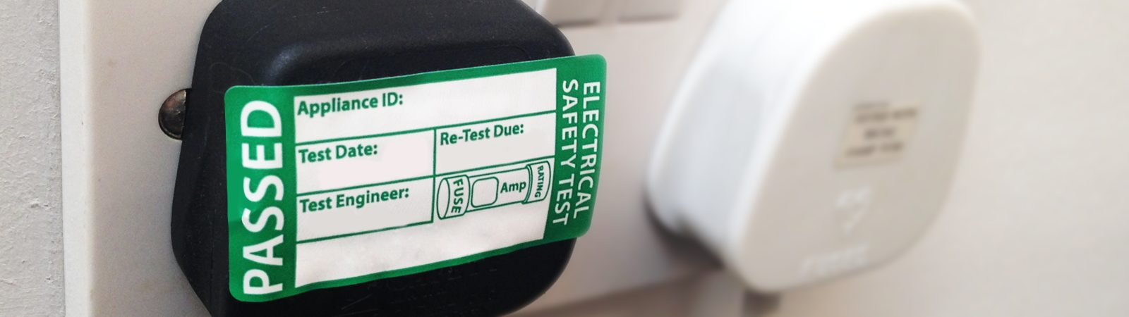 PAT testing label printing